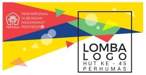Poster Lomba Logo HUT ke - 45 (Feature IMG)